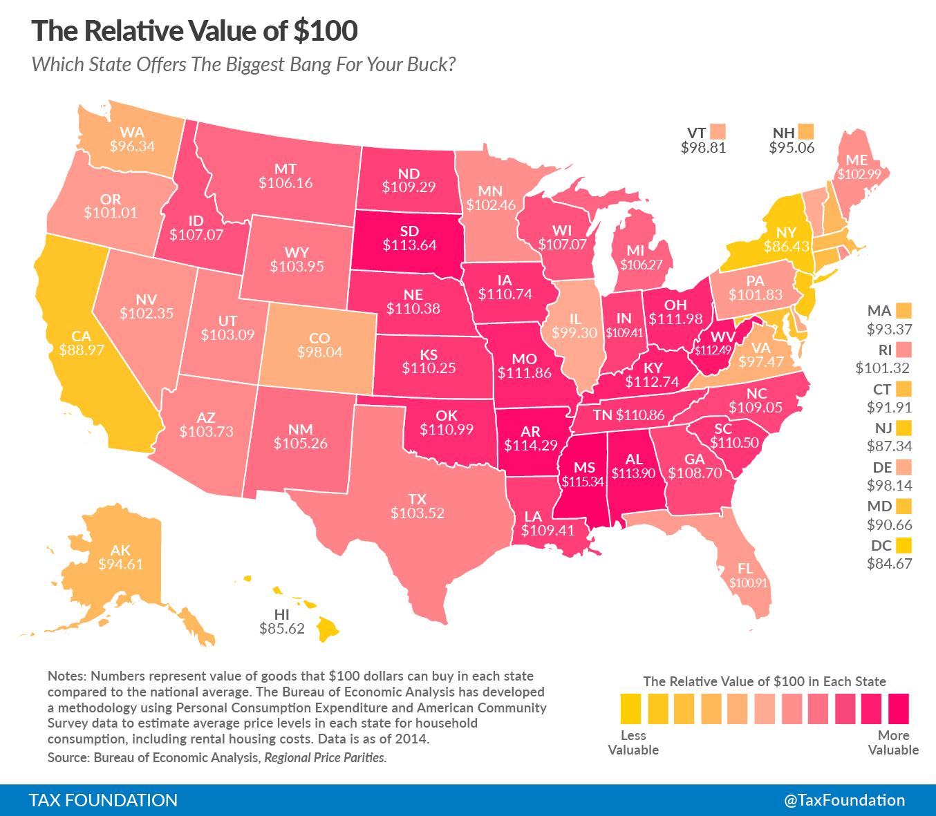 Report Shows The True Value Of In Each State ATTN - Us map electoral votes 2016 unfilled