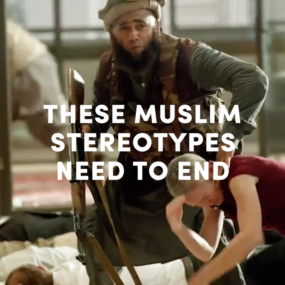 Muslim Stereotypes Need To End Attn