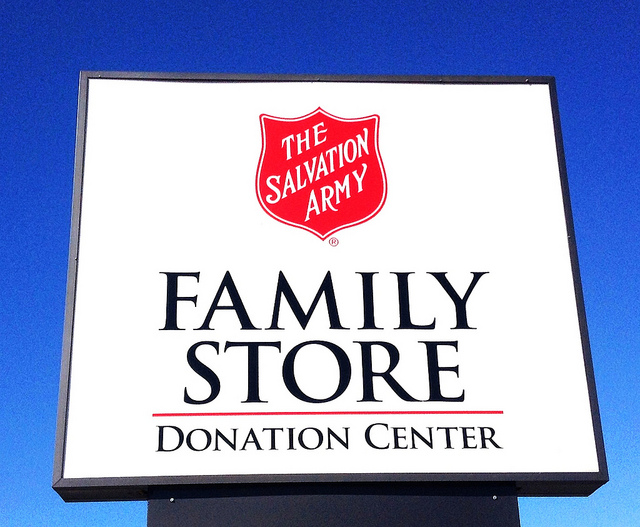 LGBT munity Wants an Apology From the Salvation Army