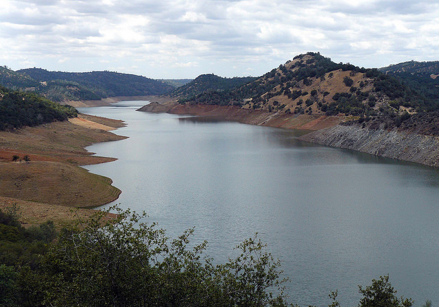 Don Pedro Lake on the Tuolumne River