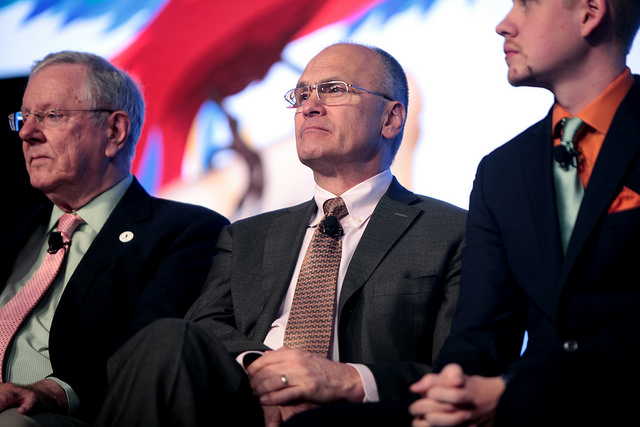 Andrew Puzder at 2016 FreedomFest