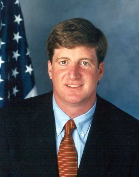 Patrick J Kennedy