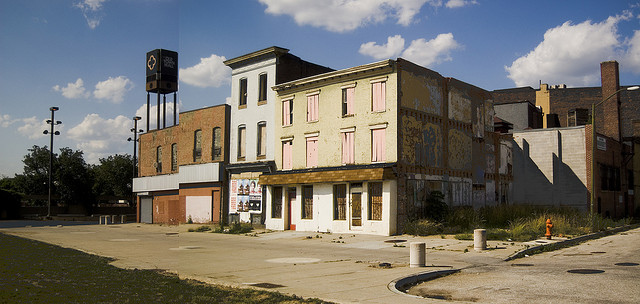 Vacant Buildings Baltimore