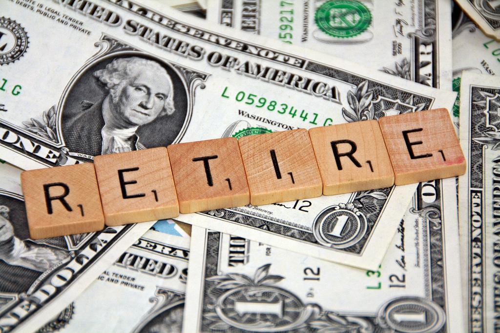 retire money