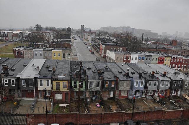 A Neighborhood in Baltimore