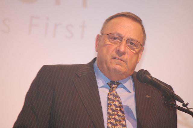 Gov. Paul LePage of Maine.