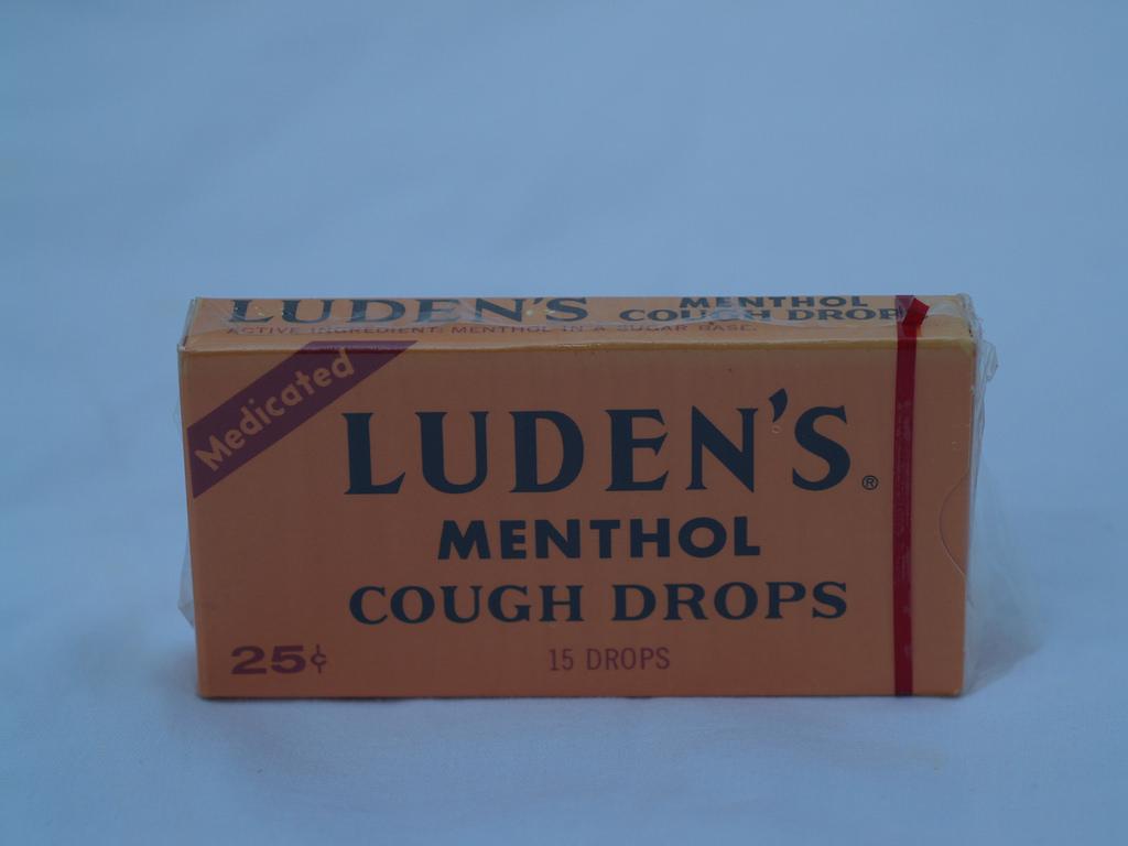vintage cough drops