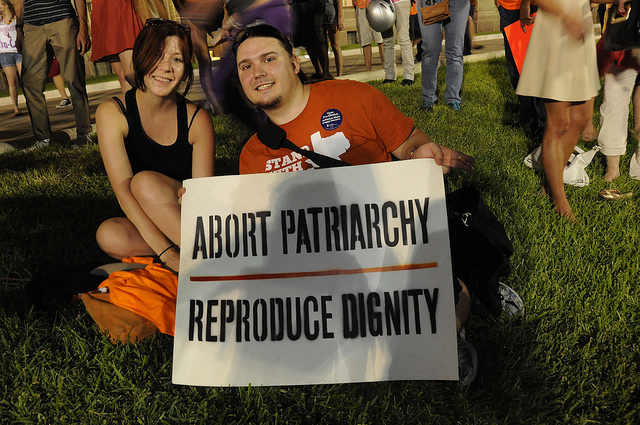 pro-choice patriarchy feminism