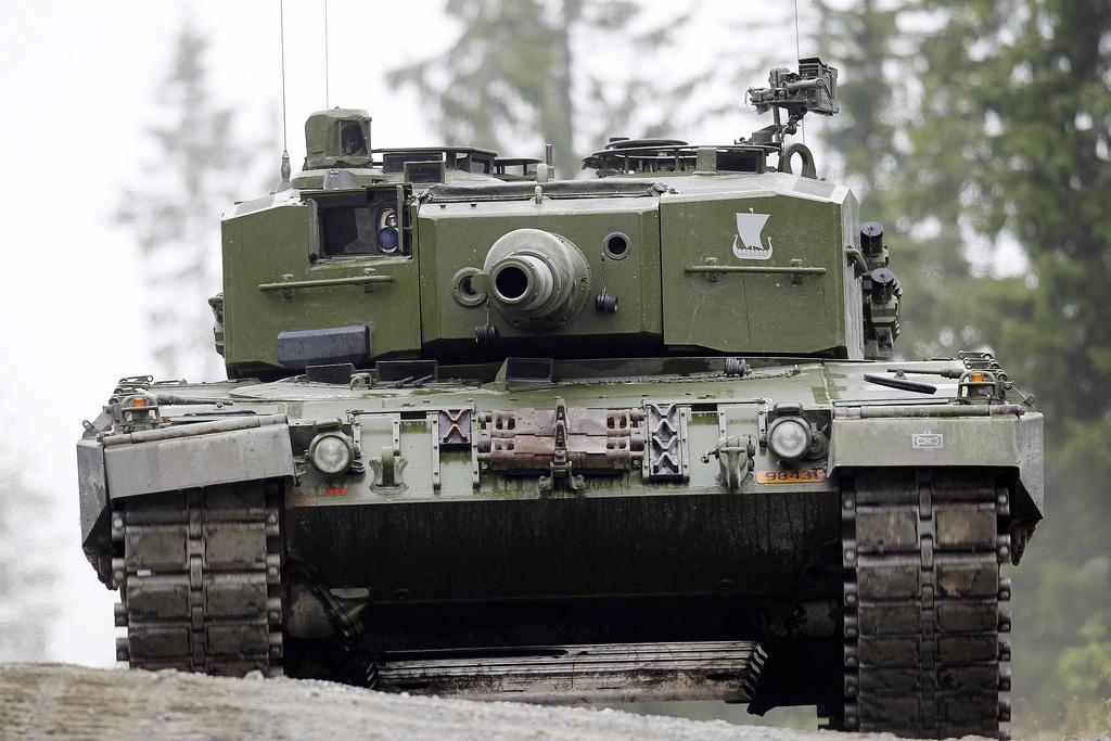 Norwegian Tank