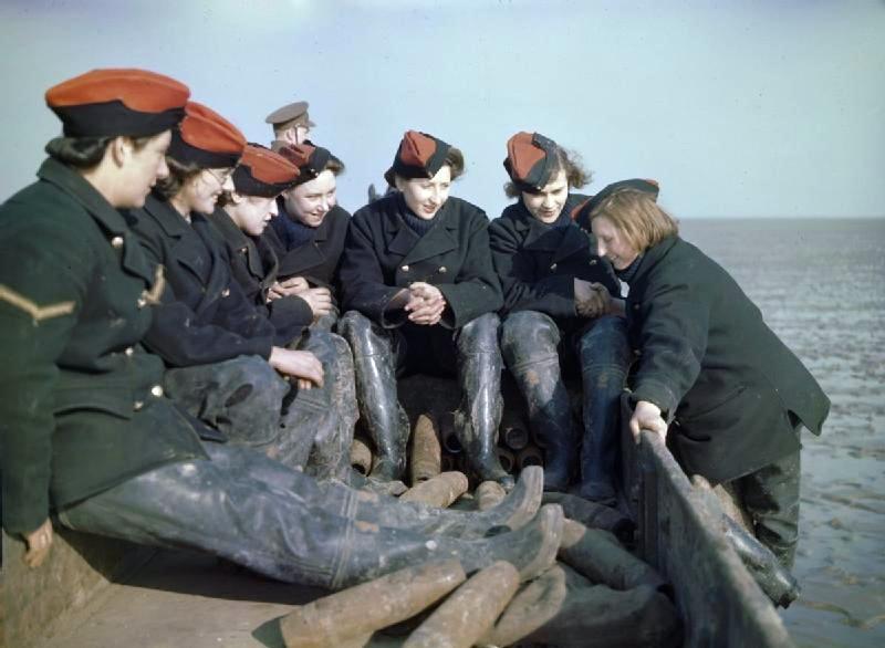 British Women WWII