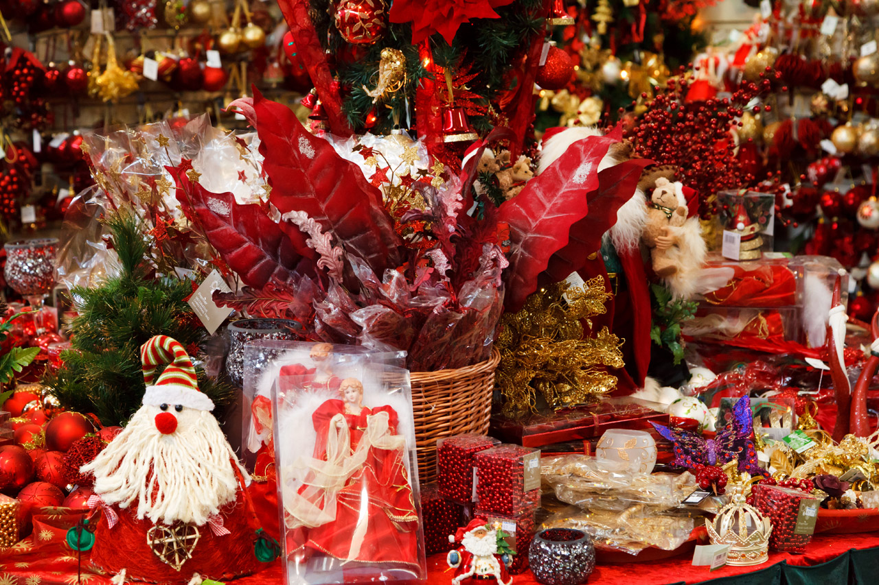 Christmas Decoration For Sale In