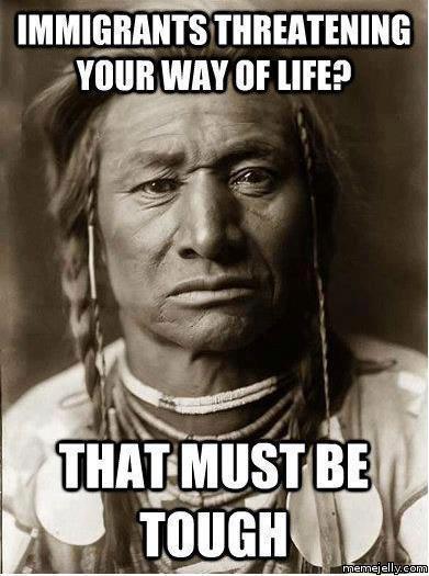 Columbus Day meme