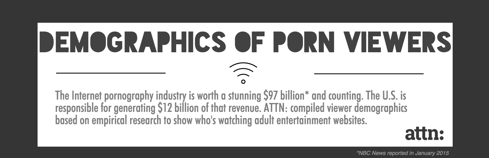 Demographics of Porn Viewers