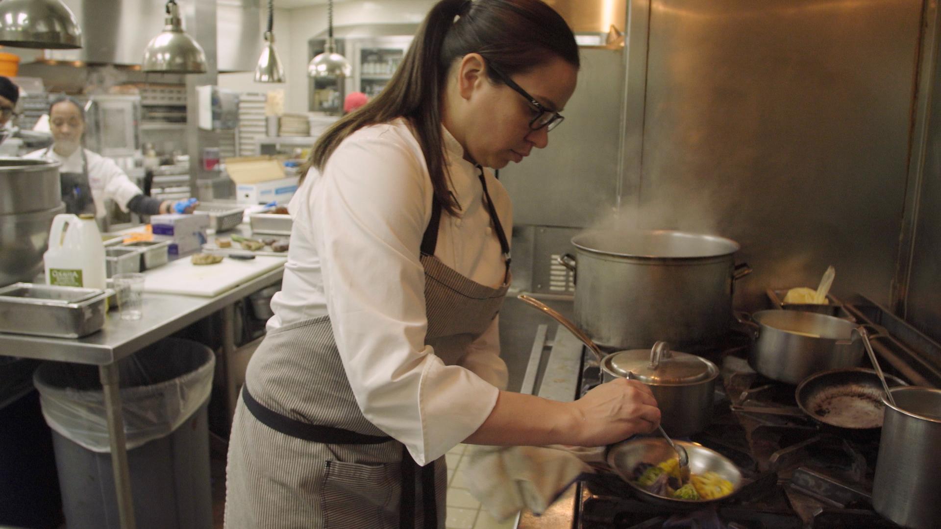 Las Vegas Chef Christina Wilson On Success Attn