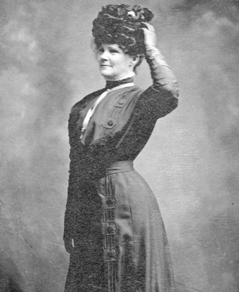 Harriet Pullen