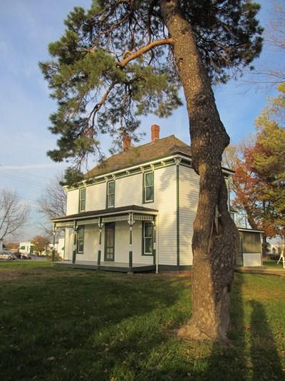 Harry S. Truman farmhouse
