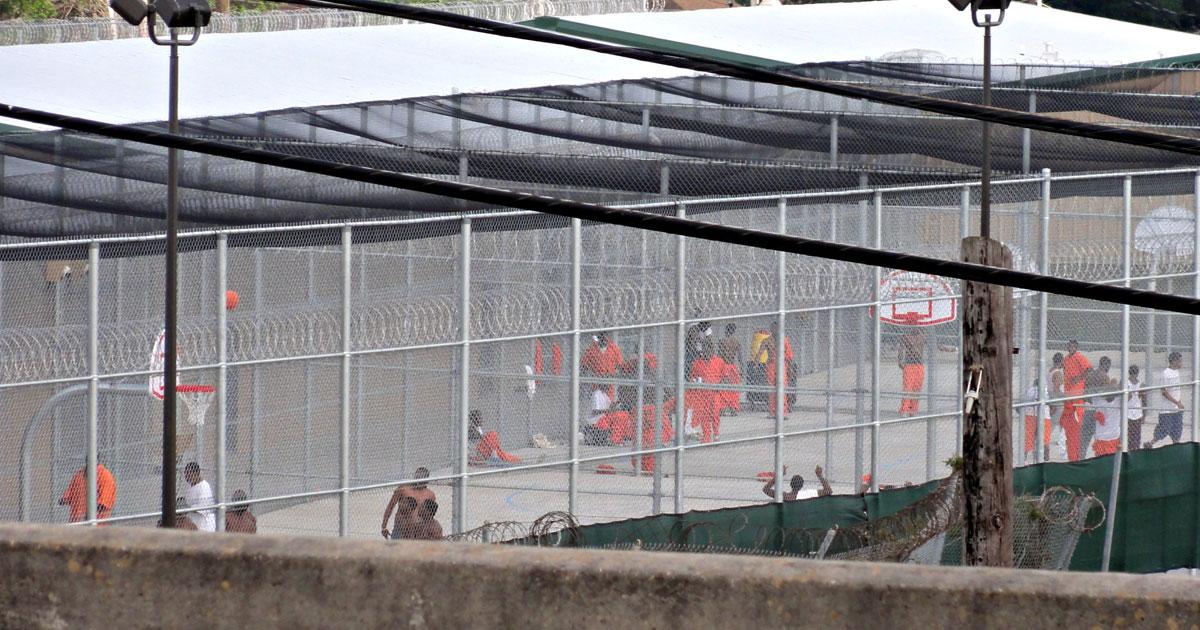 Prison Inmates in Louisiana