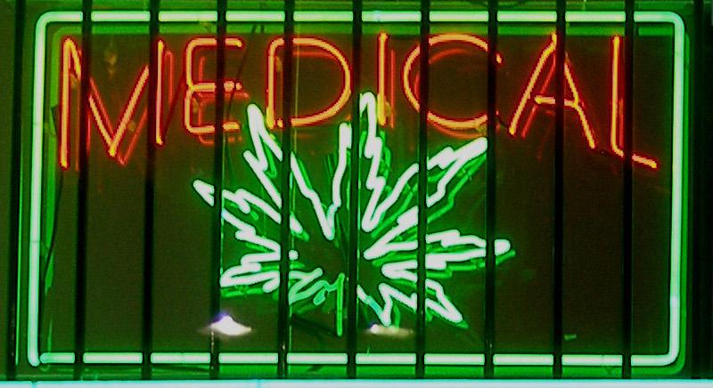 marijuana grant