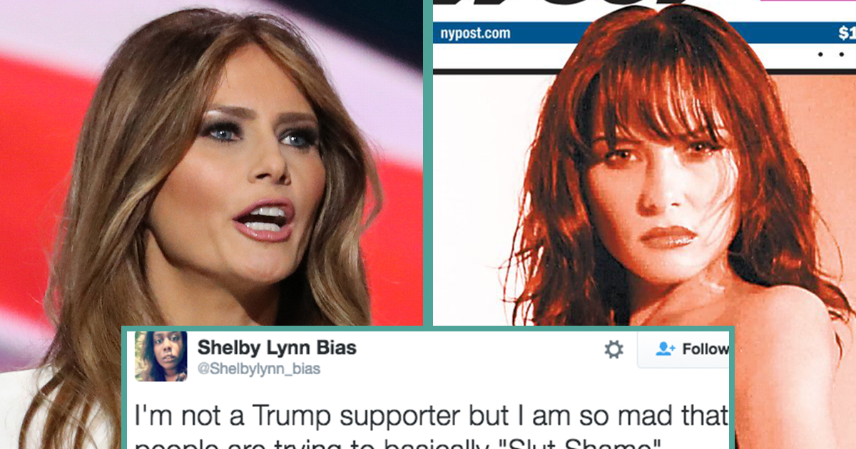 New York Posts Melania Trump Nude Covers Under Fire - Attn-8644