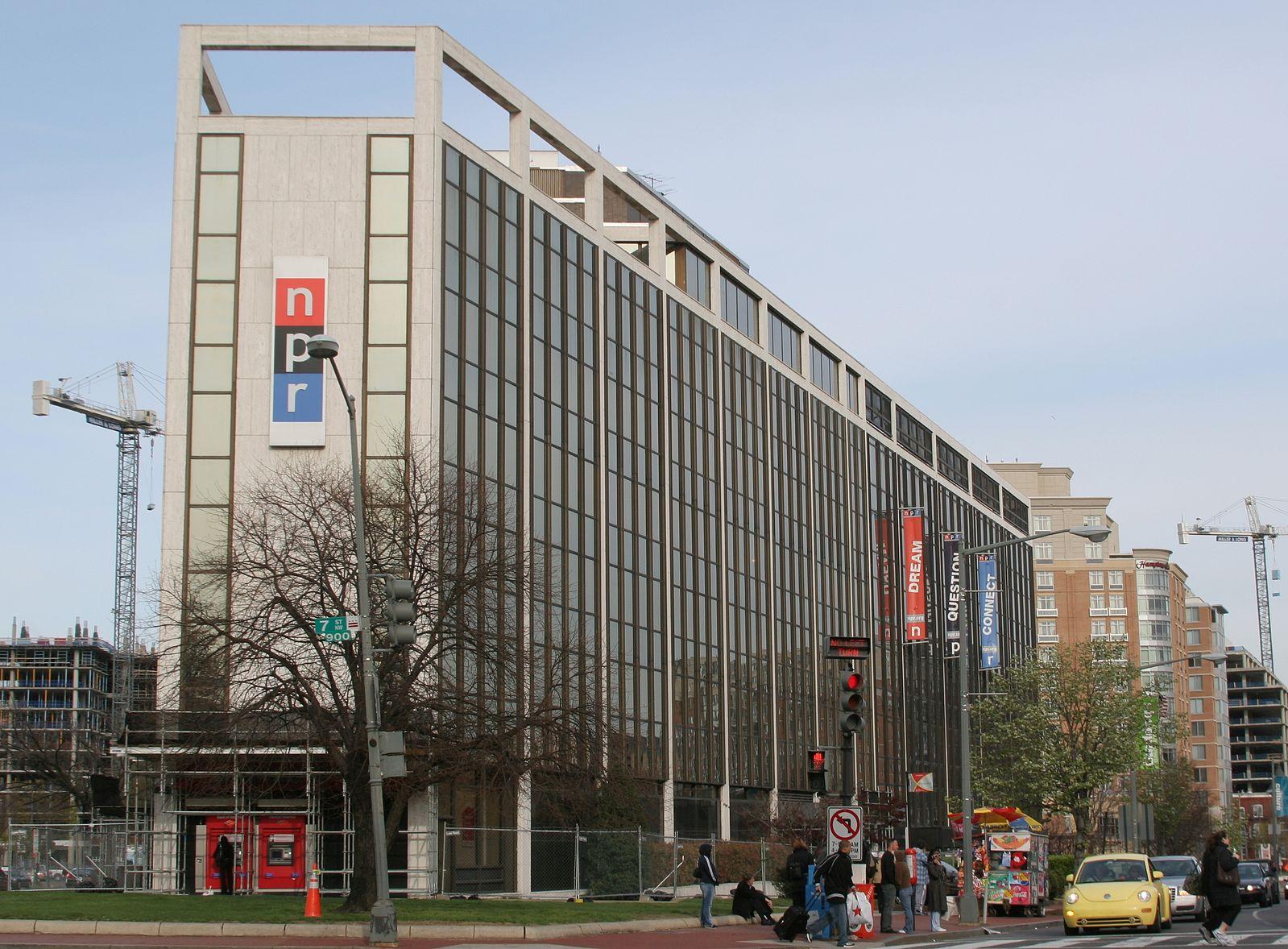 npr headquarters