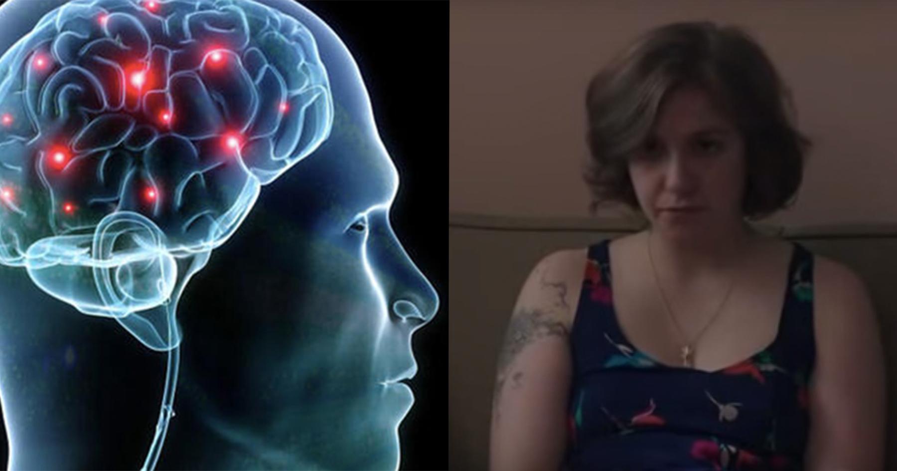 Lena-Dunham-and-brain