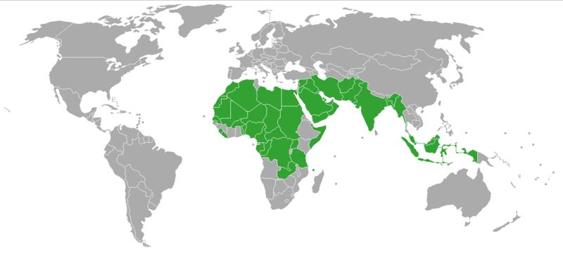 Countries polygamy