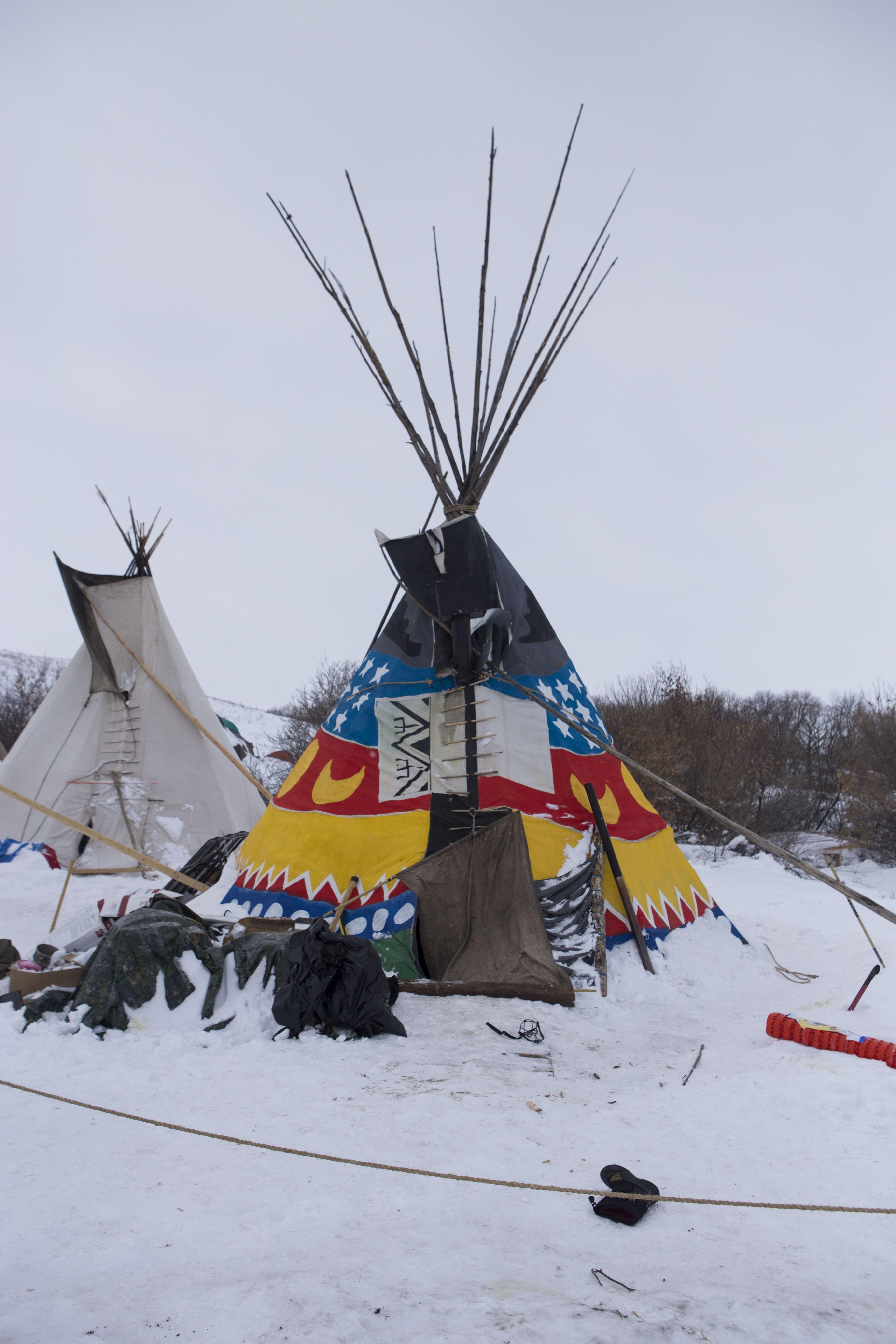 Sacred Stone camp.