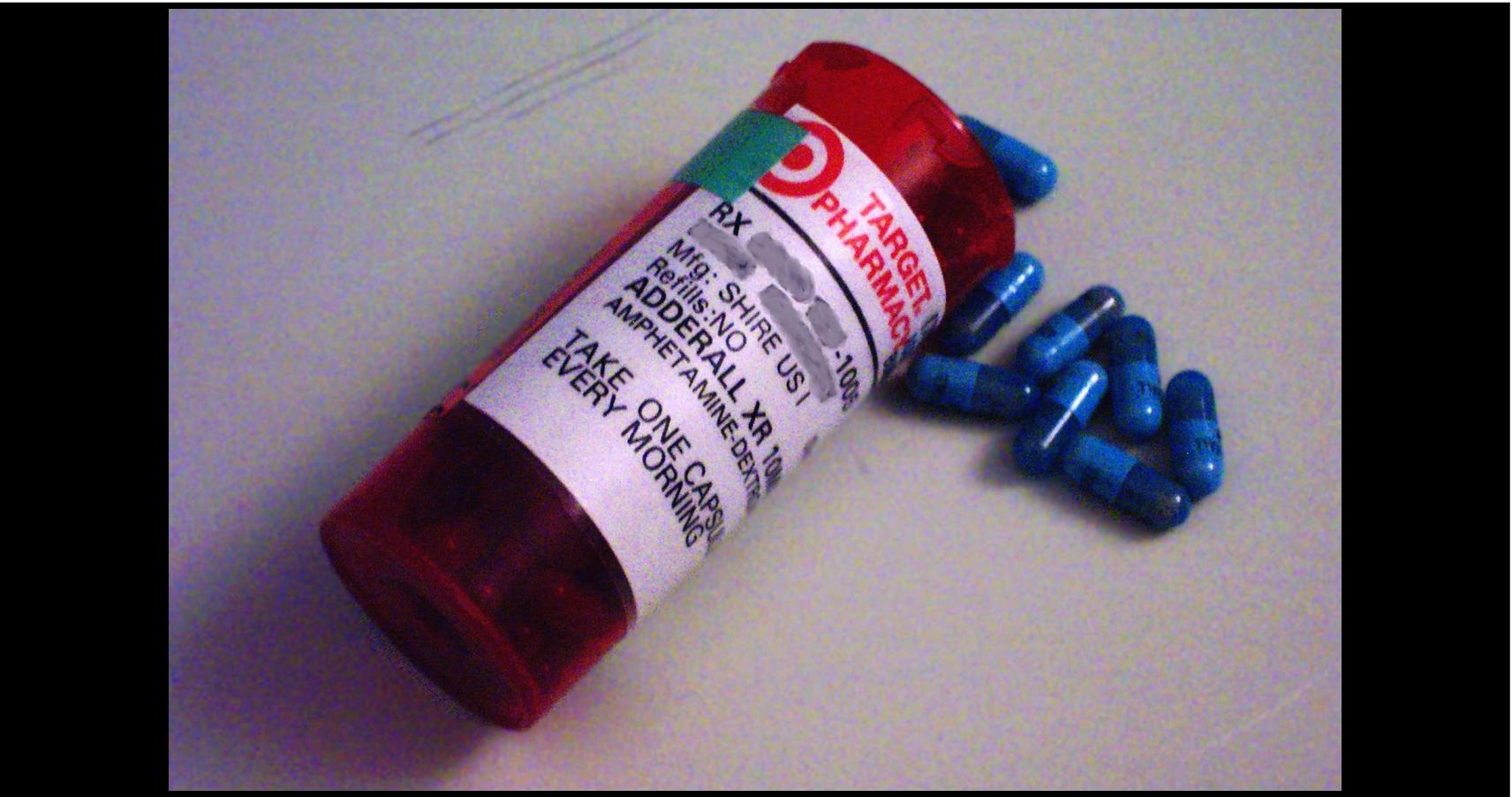 Prescription Adderall