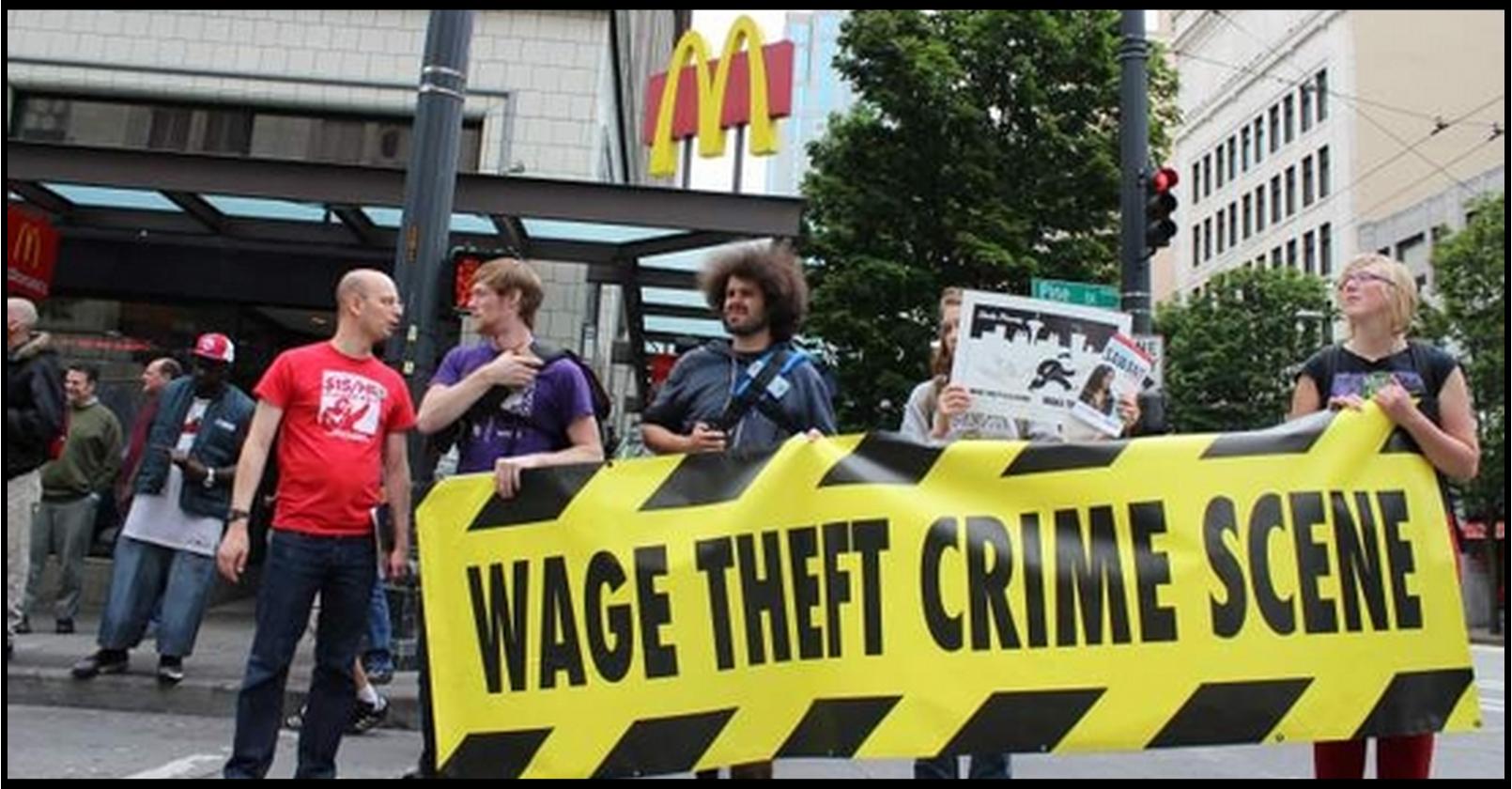 McDonalds Strike