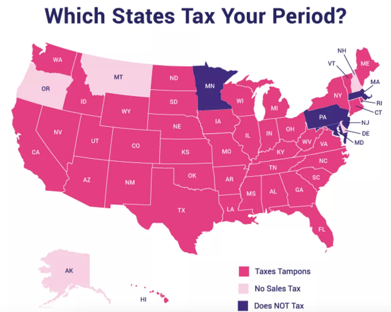 Fusion Tampon Tax Map