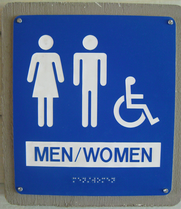Bathroom Signs In Scotland photo of trans girl sparks debate about bathroom bills - attn: