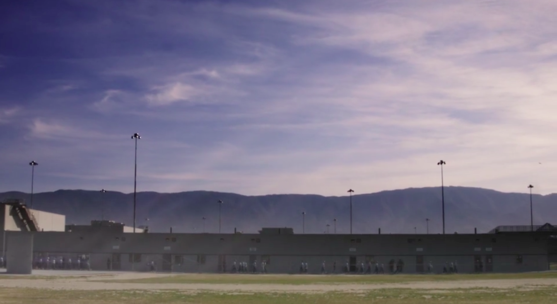 Salinas Valley prison