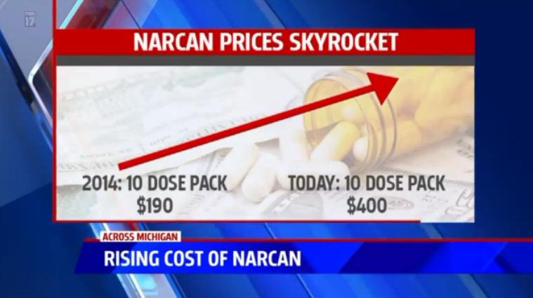 Heroin Antidote Naloxone's Price Is Dangerously Rising - ATTN:
