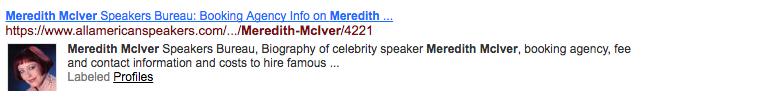 Meredith McIver
