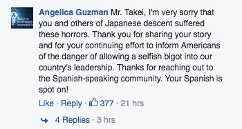 George Takei Facebook