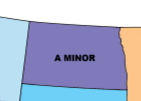 a minor in north dakota