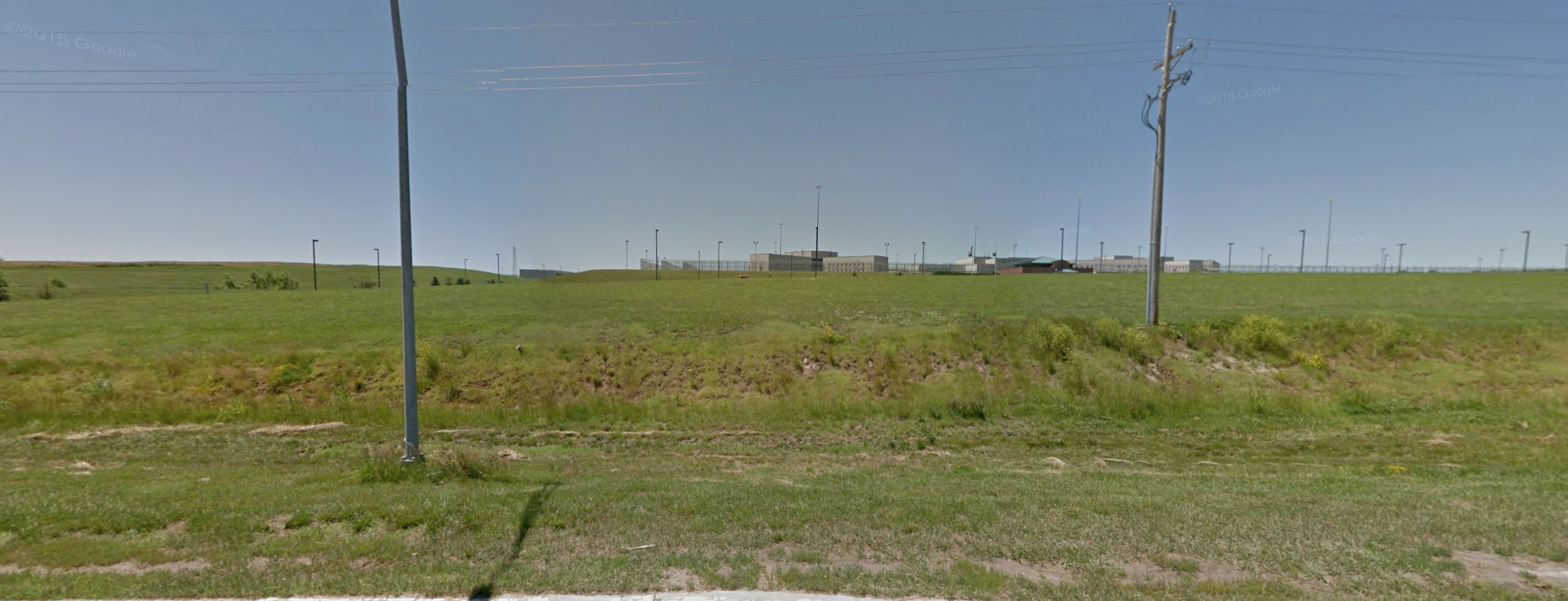Tecumseh State Correctional Institution, where Death Row inmates are held