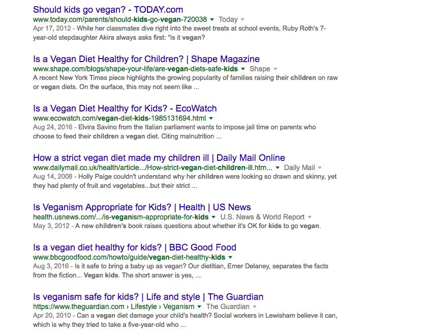 How to Raise a Kid on a Vegan Diet - ATTN: