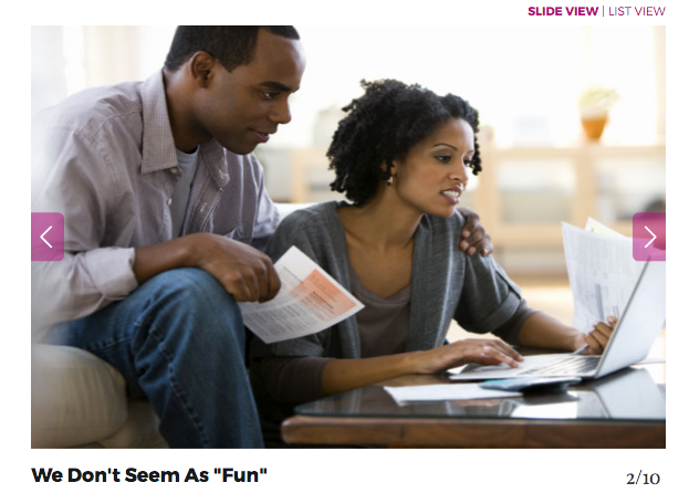 """""""Professional matchmakers reveal why some of their Black male clients feel intimidated by Black women."""""""
