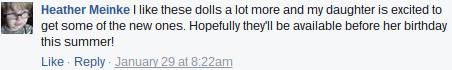 New Barbie reaction