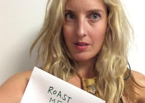Amy Molloy roast