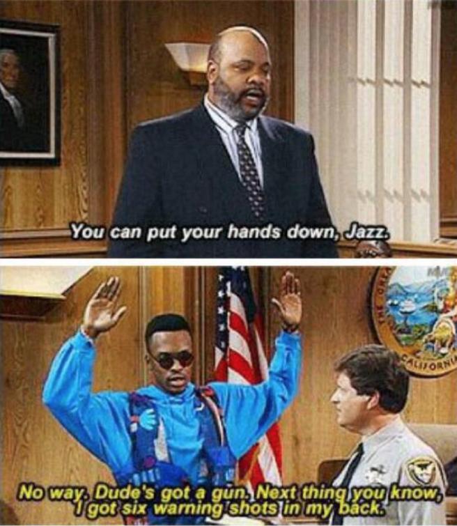 Fresh Prince of Bel Air meme