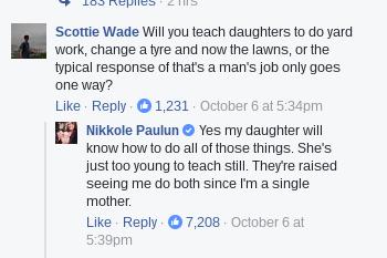 Nikkole Paulun Facebook
