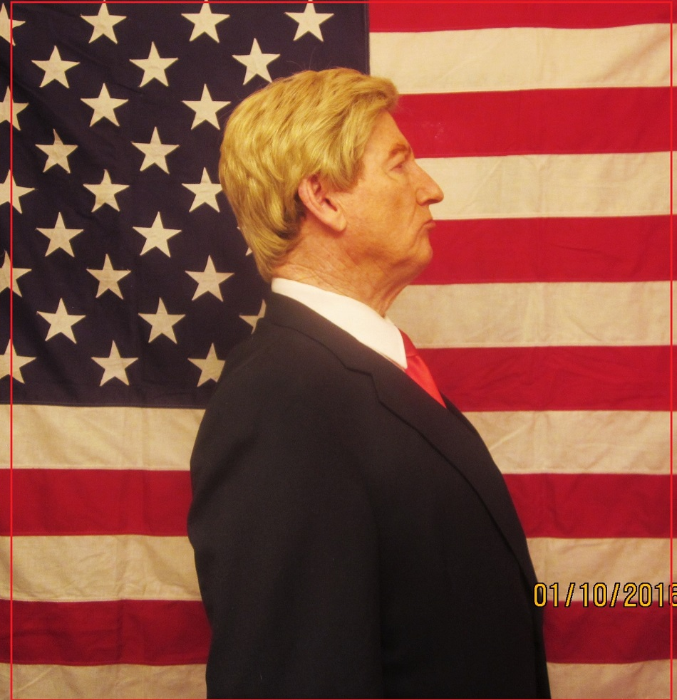 "Tim ""Donald Double"" Beasley"