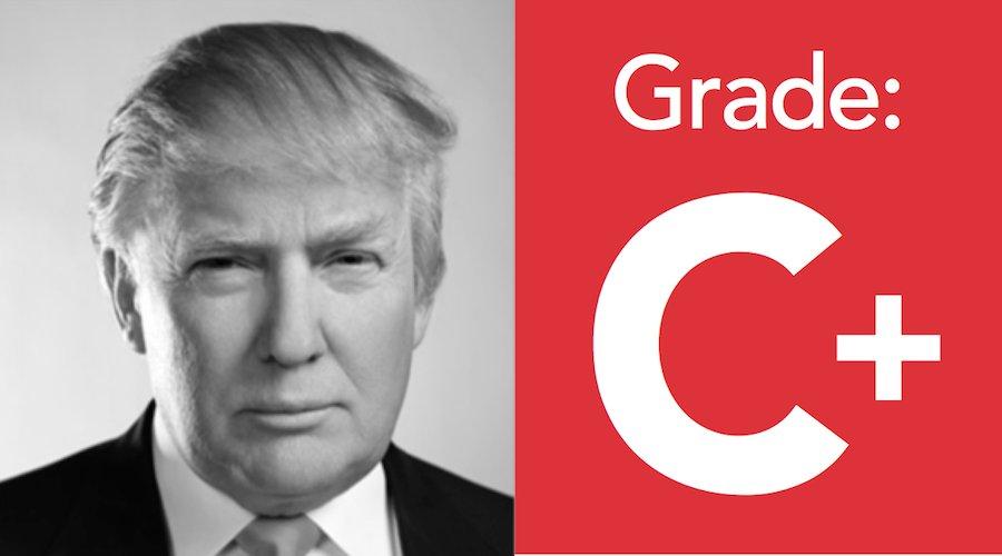 Trump Grade