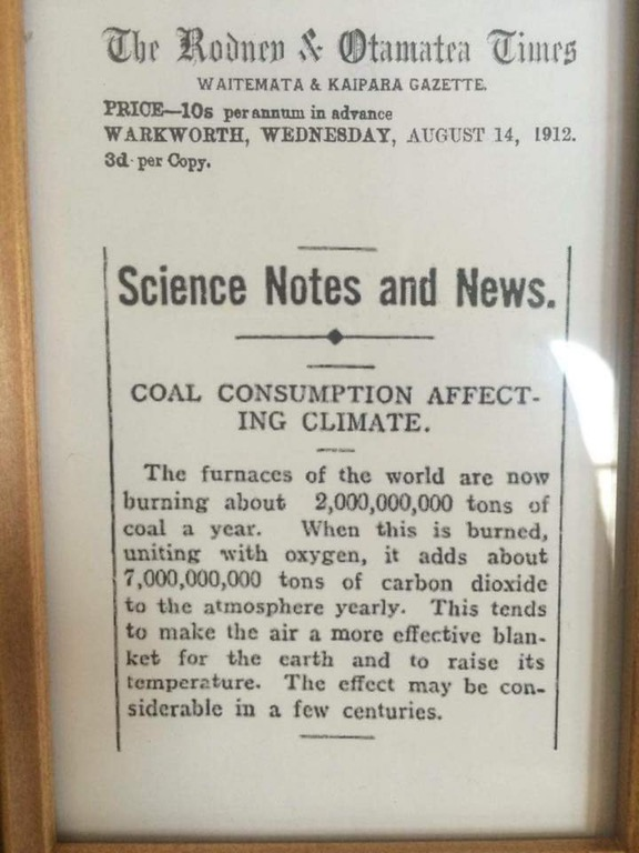 Why We're Still Debating a Newspaper's Prediction 105 Years Later