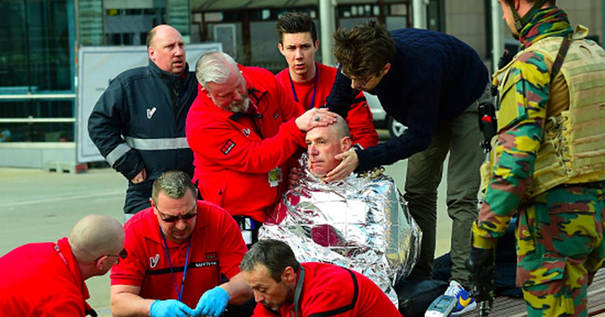 medics-caring-for-brussels-attack-victim