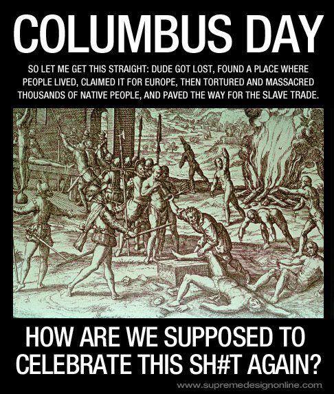 Columbus meme