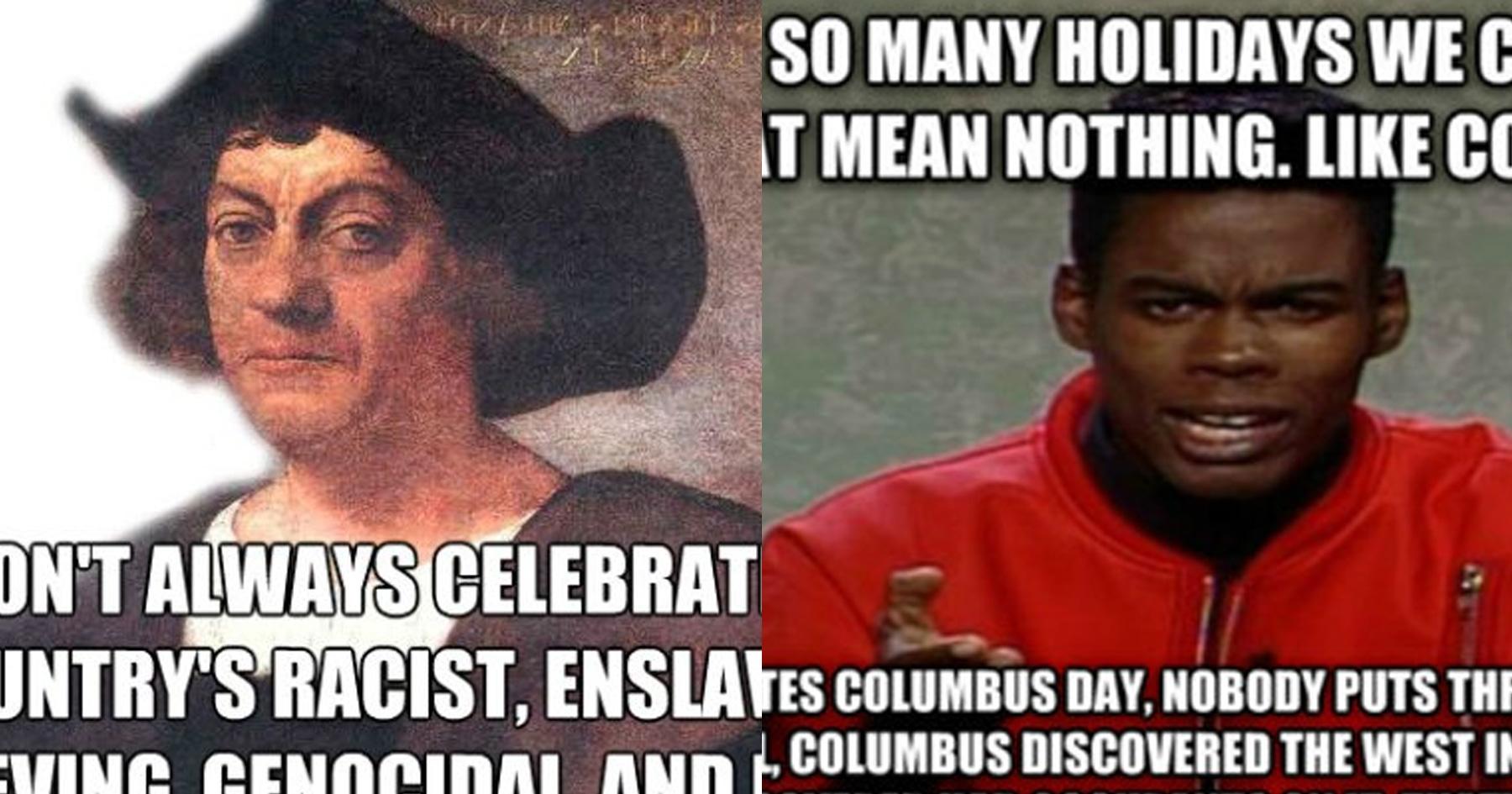rethinking columbus day essay