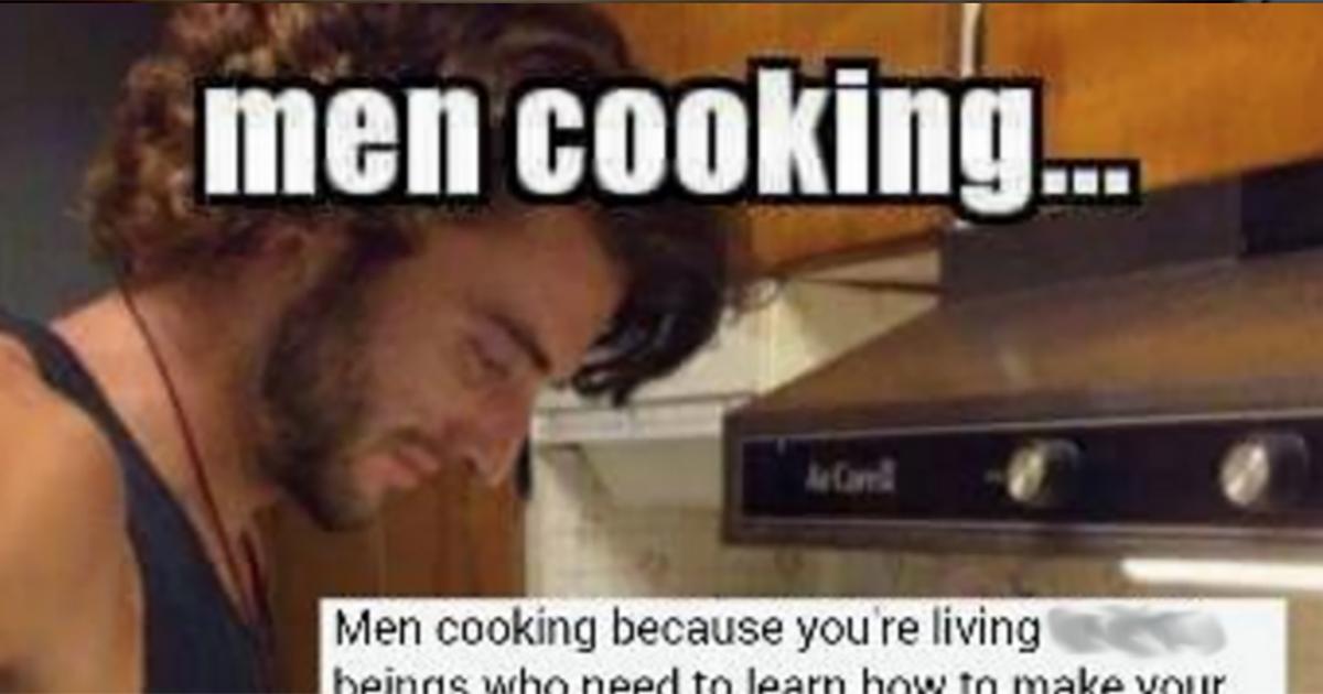 This Meme Slams Kitchen Sexism Attn